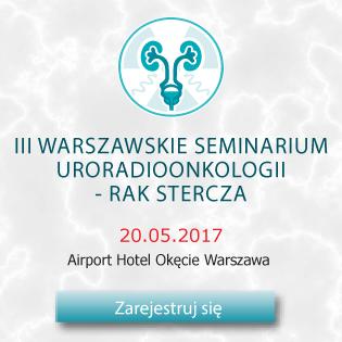 seminarium uroradioonkologii